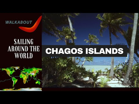 A gost village in Salomon island - Chagos