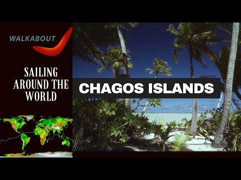 A gost village in Salomon island - Chagos
