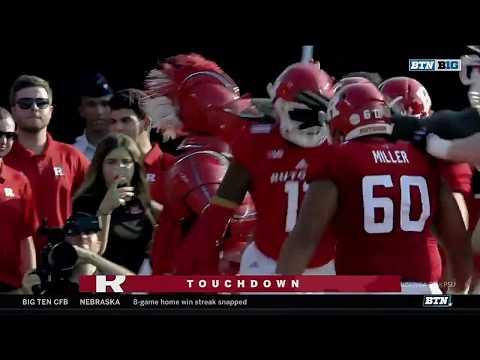 Morgan State at Rutgers - Football Highlights
