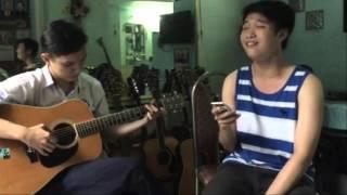 [Guitar Đệm Hát] - Vết Mưa - Học viên lớp nhạc [6 NGÀY BIẾT CHƠI GUITAR]
