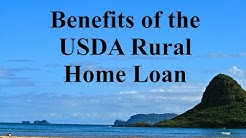 Benefits of the USDA Rural Home Loan with Hawaii Mortgage Advisor, Wayde Nakasone