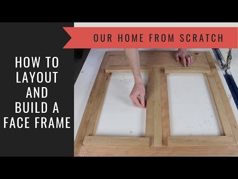 how-to-build-a-cabinet-lesson-38:-face-frame-construction