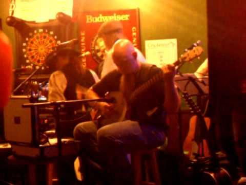 Irish Blind at the Plaza Pub.