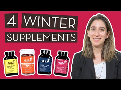 4 Essential Winter Supplements You Should Take}
