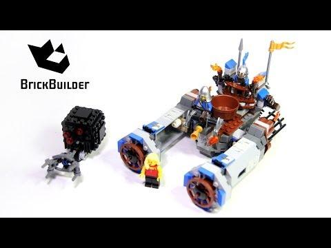 Lego Movie 70806 Castle Cavalry Lego Speed Build Youtube