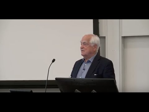 Peter Eigen (Transparency International Founder) - Very Impactful People - Stanford University