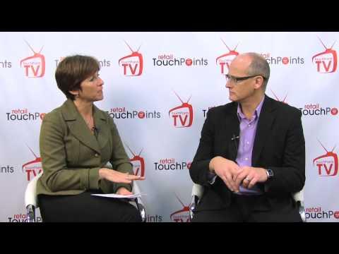 TouchPoints TV at #NRF13: Simon Thompson, Esri
