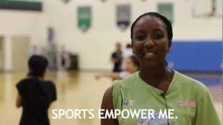 Empowering Women & Girls Through Sports