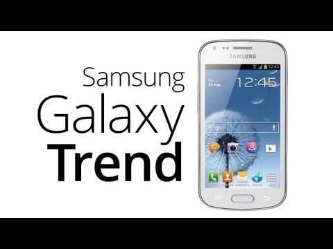 Samsung Galaxy Trend (recenze)