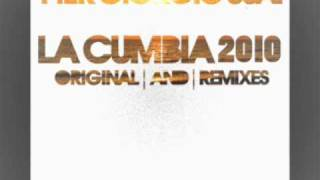 Pier Giorgio Usai - LaCumbia2010 (Vincenzo Catania mix).wmv