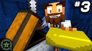 Racing to Make The Tower of Pimps - Minecraft Explosion Mod - Part 3