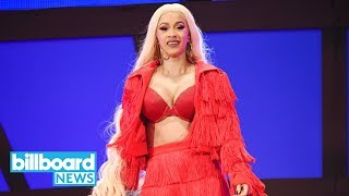 Cardi B Fires Back in Twitter Feud With Tomi Lahren | Billboard News