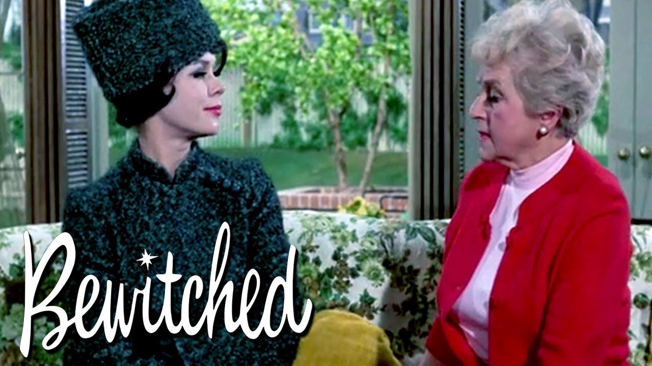 Download Serena Takes Her Revenge On Darrin's Mother | Bewitched