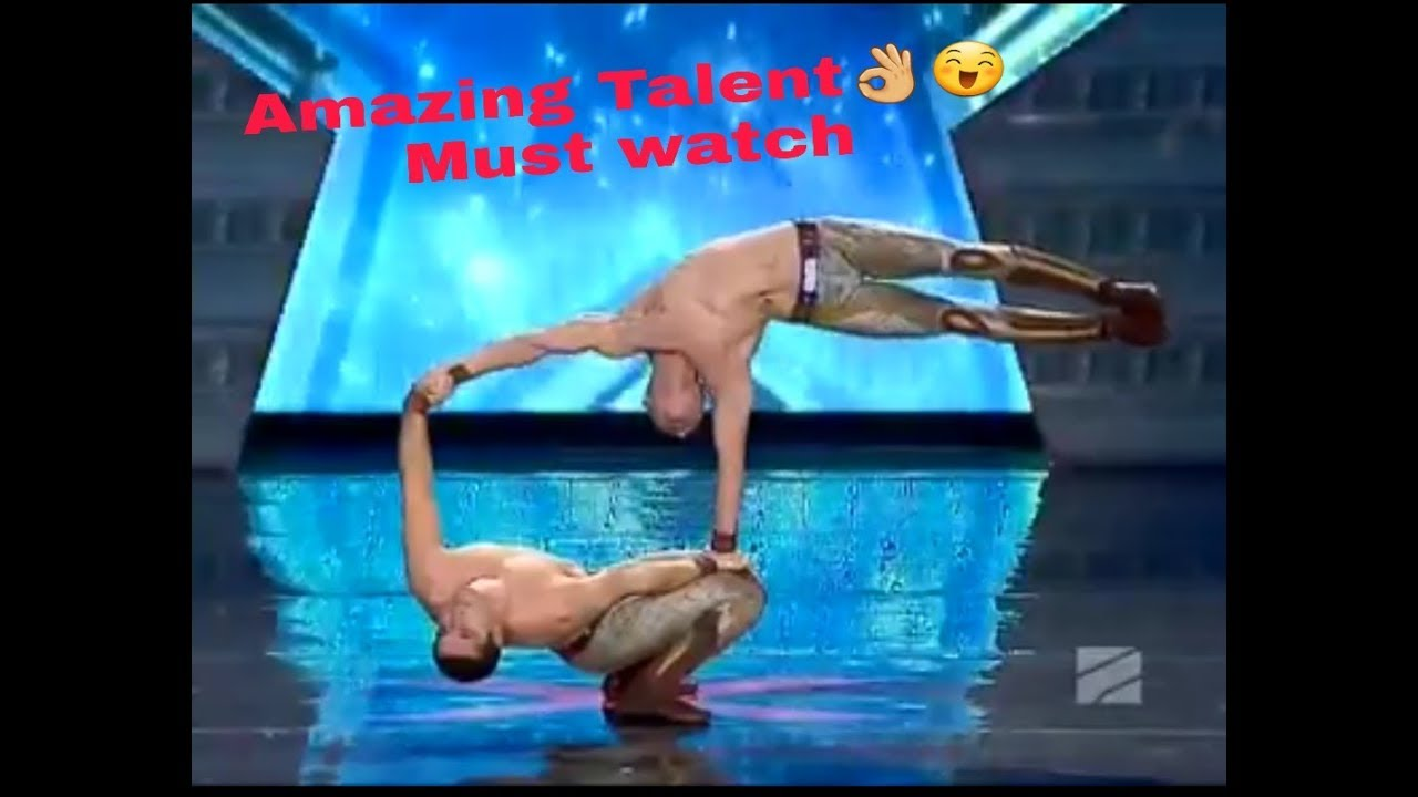 America Got Talent amazing stunts (xxxx) amazing mens fitness