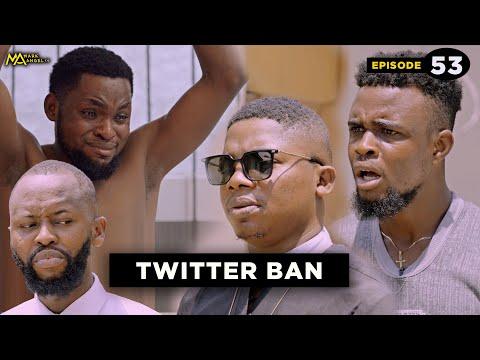 Twitter Ban - Episode 53 (Caretaker Series) Mark Angel TV