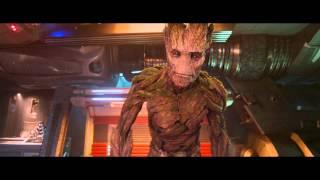 Marvel's Guardians of the Galaxy – Vin Diesel is Groot and Bradley Cooper is Rocket | HD