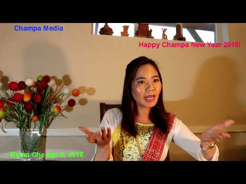 Champa New Year 2018 - Mylan Che (tiếng Chăm)