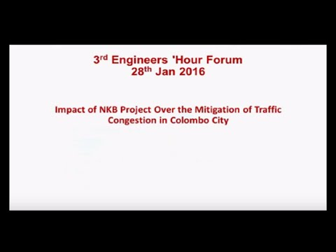 ENGINEERS' HOUR : Presentation