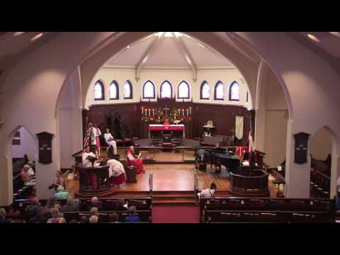 The Ordination and Consecration of The Rev. Jennifer Brooke-Davidson