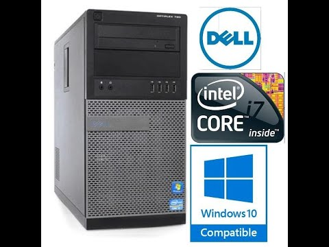 How to have a clean install of windows 10 dell optiplex 3060