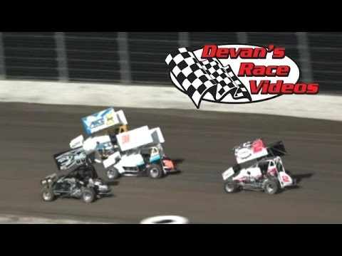 July 3, 2015 | RMLSA Lightning Sprint A-Main | Dodge City Raceway Park