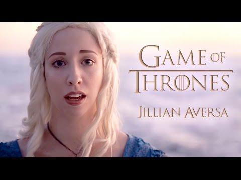 "Game of Thrones - ""Main Theme / Opening Song"" - Jillian Aversa Vocal Arrangement"
