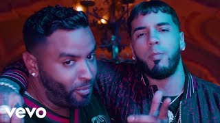 Anuel AA feat. Zion - Hipocrita (Video Oficial)