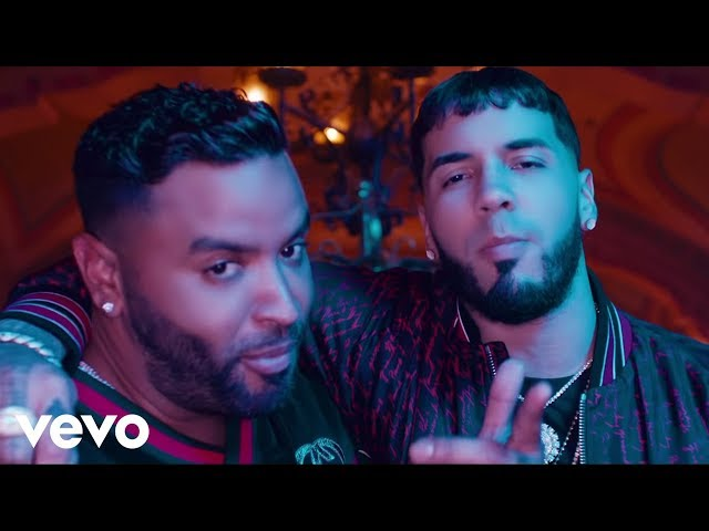 Anuel AA feat. Zion - Hipócrita (Video Oficial)