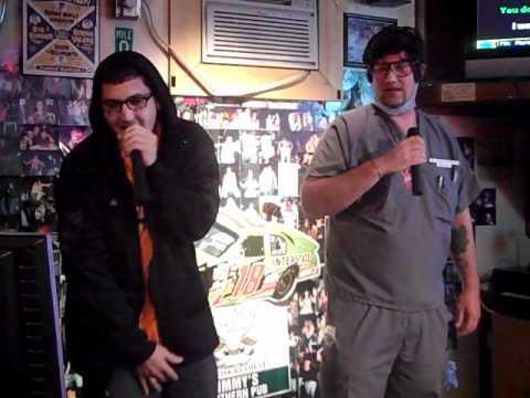 SwagG & BIG DAVE blame it on alcohol karaoke