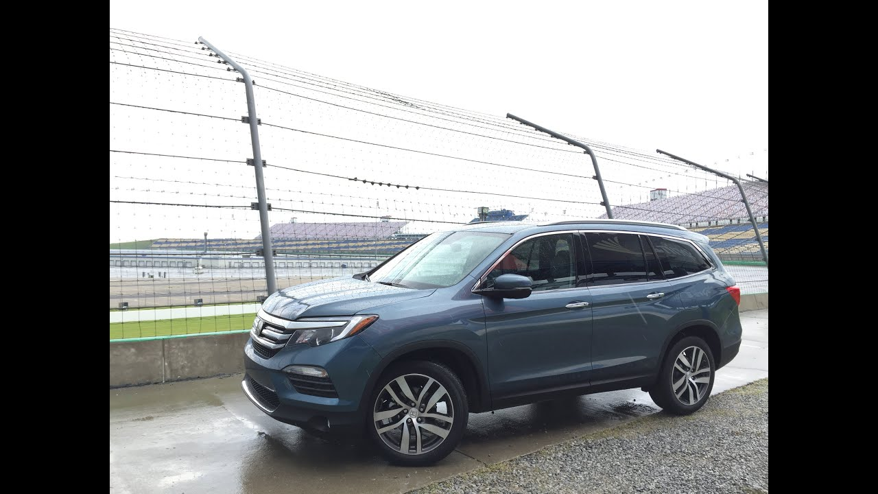Wonderful 2016 Honda Pilot WALKAROUND  YouTube