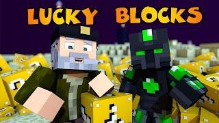 Minecraft: ES EL FIN!! c/ sTaXx | Lucky Blocks Epic Race