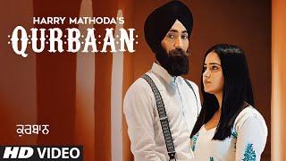 Qurbaan (Full Song) Harry Mathoda   Jassi X   Baidwan   Latest Punjabi Song 2021
