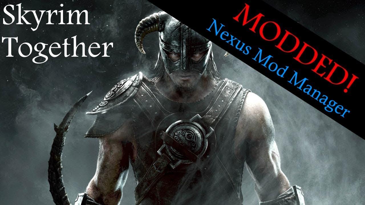 skyrim se nexus mod manager not working
