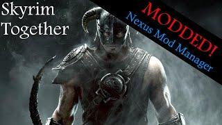 Skyrim Together: Installing Mods (NMM)