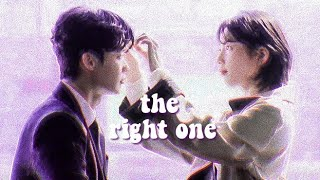 ❛ the right one