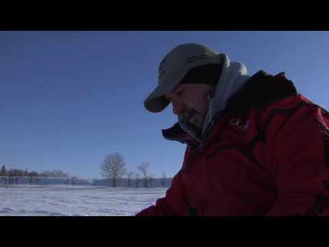 Ice Fishing - Saskatchewan, Canada
