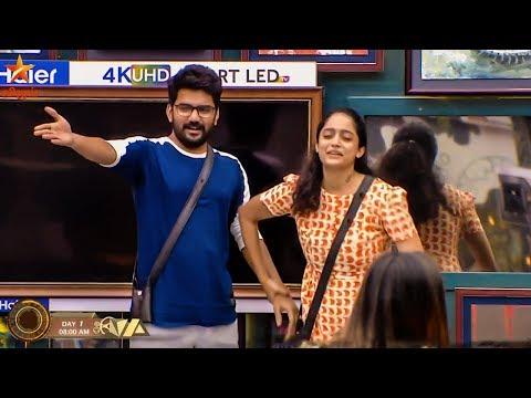 Bigg Boss 3 Day 1 - Abirami Loves Kavin - Full Episode 2 Highlights | Vijay TV Tamil Show