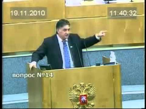 Депутат-армянин: Арменией правят бетономешальщики.
