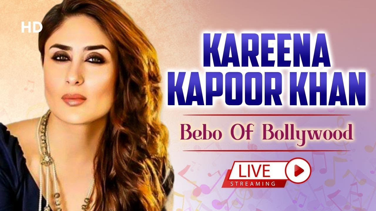 Kareena Kapoor Hits Superhit Song Bollywood Back To Back Music Youtube