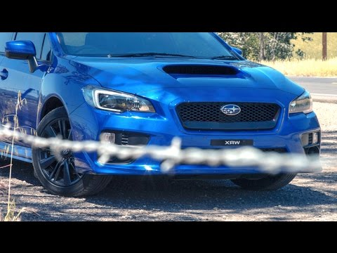 Pro-Tuned 2017 WRX   0-60 TIME