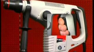 Перфоратор - отбойный молоток Интерскол П-45МЭ(, 2012-09-05T07:05:13.000Z)