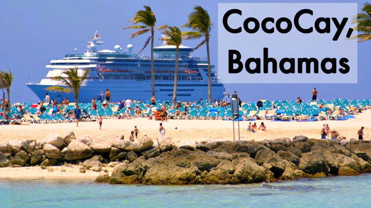 CocoCay Bahamas  Royal Caribbean Cruises  Little Stirrup Cay Bahamas  You