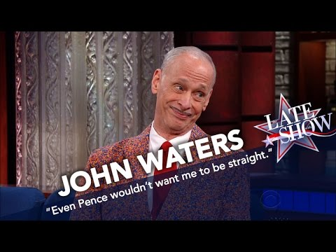 What Does It Take To Shock John Waters?
