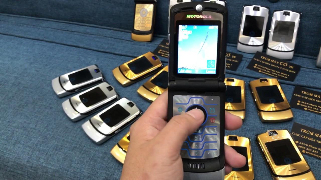 Bán Điện Thoại Motorola V3i Chính Hãng tại trummayco.vn