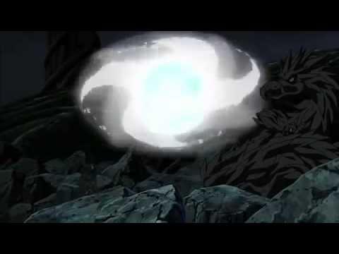 Oodama Rasen Shuriken Naruto Shippuden Hq