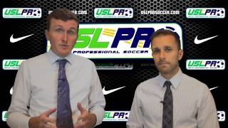 USL PRO Weekend Preview -- August 22, 2014