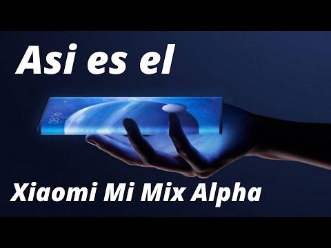 El Xiaomi Mi Mix Alpha es INCREÍBLE pero..