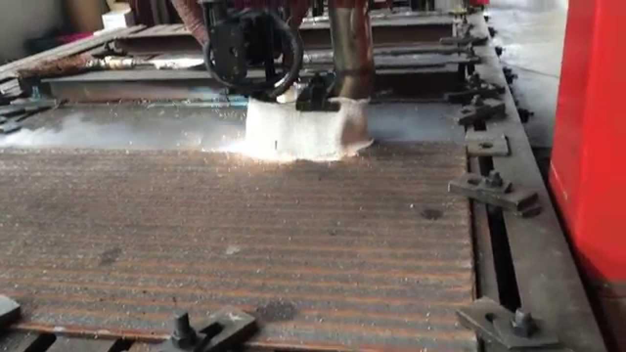 chromium carbide wear plate welding process