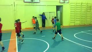 Тренировка по баскетболу Школа №9