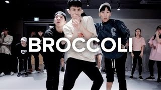 Broccoli | D R A M  ft  Lil yachty | Eunho Kim Choreography | Branto | bts dance practice